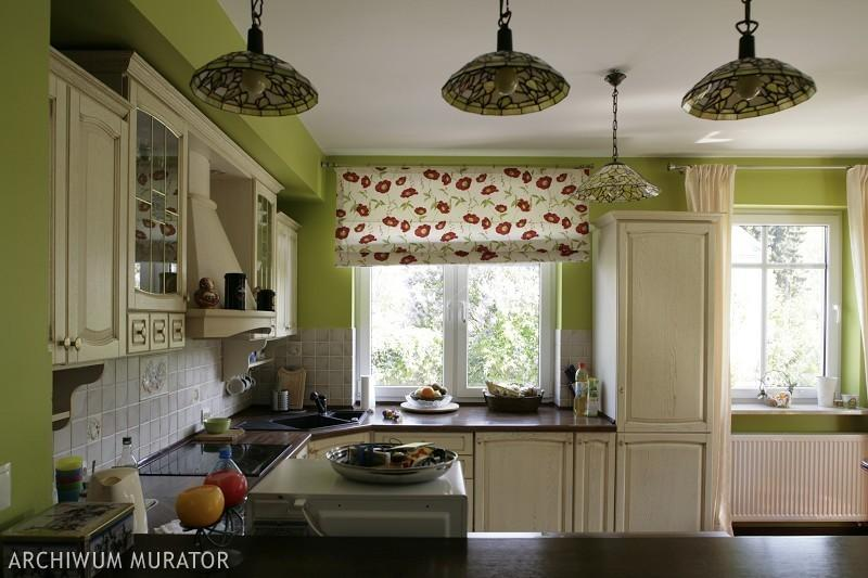 Galeria zdjęć  8 pomysłów na zieloną kuchnię Zobacz   -> Kuchnia Francuska Zielona Góra