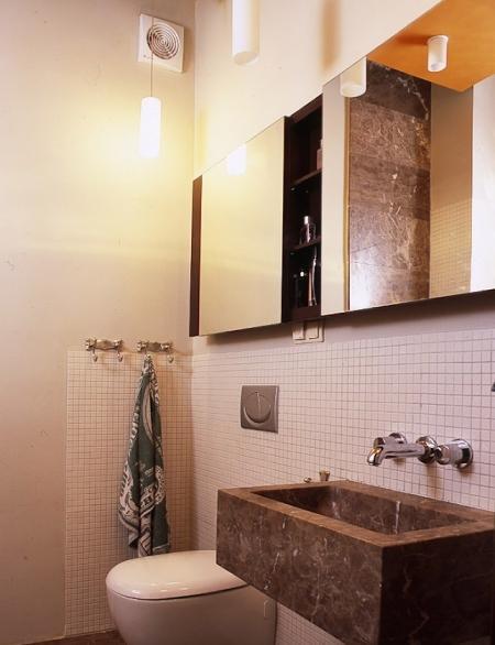 Wentylacja w łazience