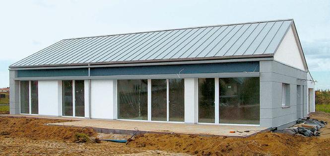 Wielkość okien w domu pasywnym