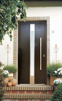 Drzwi wejściowe - nowoczesne rozwiązania