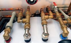 Modernizacja kotłowni – włączenie do instalacji grzewczej sterowników ogrzewania i zaworów mieszających