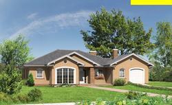 Projekty domów, które podobały się wam w 2010 r. W takich domach chcecie mieszkać
