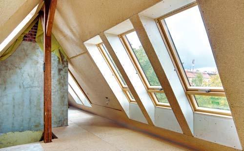 Obróbka okna dachowego cena