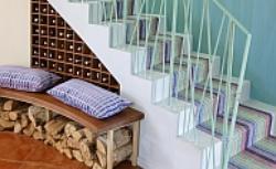 Schody - drewniane, stalowe czy żelbetowe?