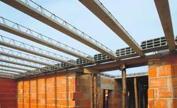 Tańszy strop gęstożebrowy. Jak zmniejszyć koszt budowy stropu?