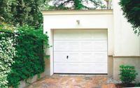 Wjazd do garażu na poziomie terenu