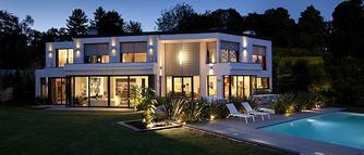 Inteligentny dom zadba o zarządzanie ciepłem, światłem, ale także o  bezpieczeństwo