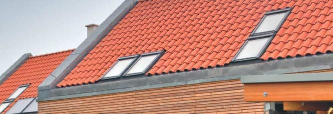 Poziom montażu okna