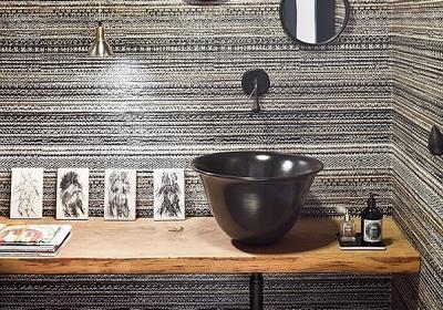 Pomysł na łazienkę. Oryginalna umywalka łazienkowa - 10 niepowtarzalnych projektów