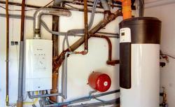 Kotłownia w domu. Kiedy kocioł gazowy należy umieszczać w osobnym pomieszczeniu?