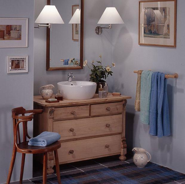 Salonik umywalkowy