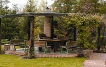 Letnia kuchnia w altanie. Jak zrobic kuchnię letnią w ogrodzie?