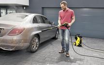 Myjki ciśnieniowe. Czyszczenie elewacji, mycie samochodu, szorowanie nawierzchni