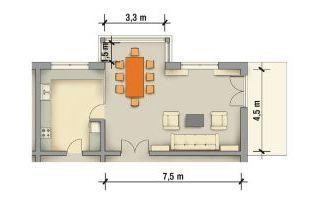 Jadalnia - centrum domu