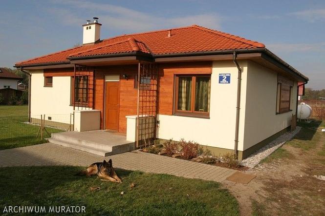 Projekt domu Murator D09