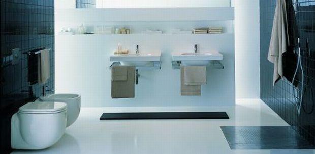 Duża łazienka - aranżacja wnętrza