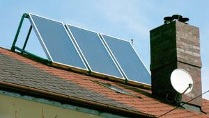 Montaż kolektorów słonecznych - czy zawsze na dachu?