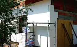 Ocieplanie styropianem ścian i fundamentu. Poradnik inwestora