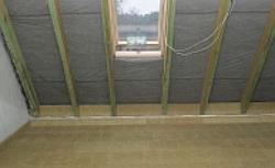 Ocieplenie stropów i podłóg na gruncie wełną mineralną - poradnik