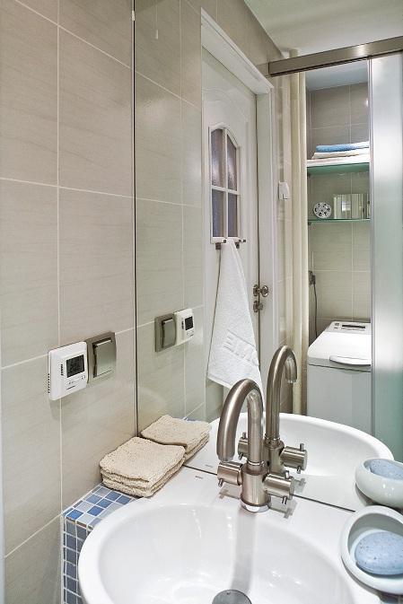 Galeria zdjęć - Jak urządzić małą łazienkę o powierzchni 2,5 mkw.? - zdjęcie nr 3 - Muratordom.pl